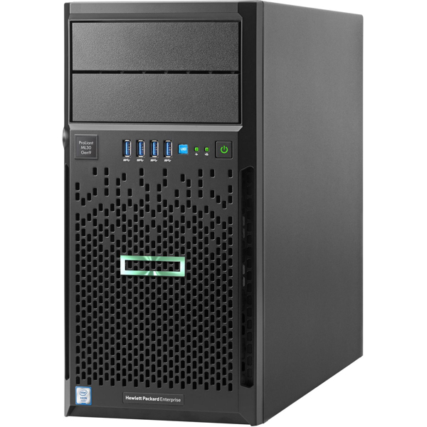 "Сервер HP Enterprise ProLiant ML30 Gen9 3.5"" Tower 4U, 830893-421"