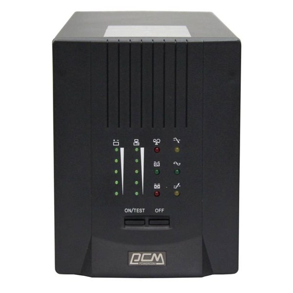ИБП Powercom SMART KING PRO PLUS 1000VA, SPT-1000VA