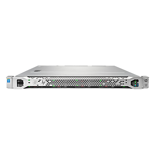 "Сервер HP Enterprise ProLiant DL20 Gen9 2.5"" Rack 1U, 823559-B21"
