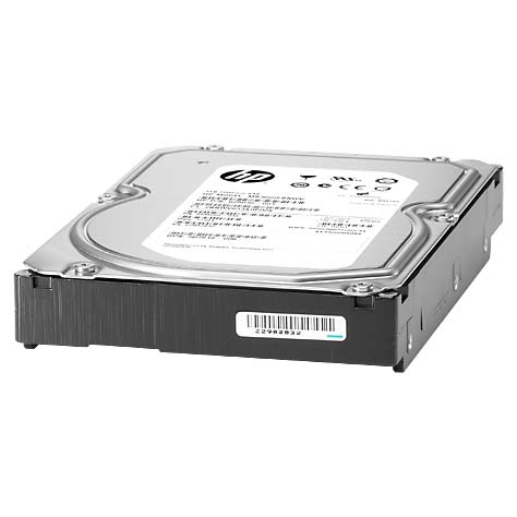 "Диск HDD HP Enterprise Entry 512e SATA III (6Gb/s) 3.5"" 500GB, 815612-B21"