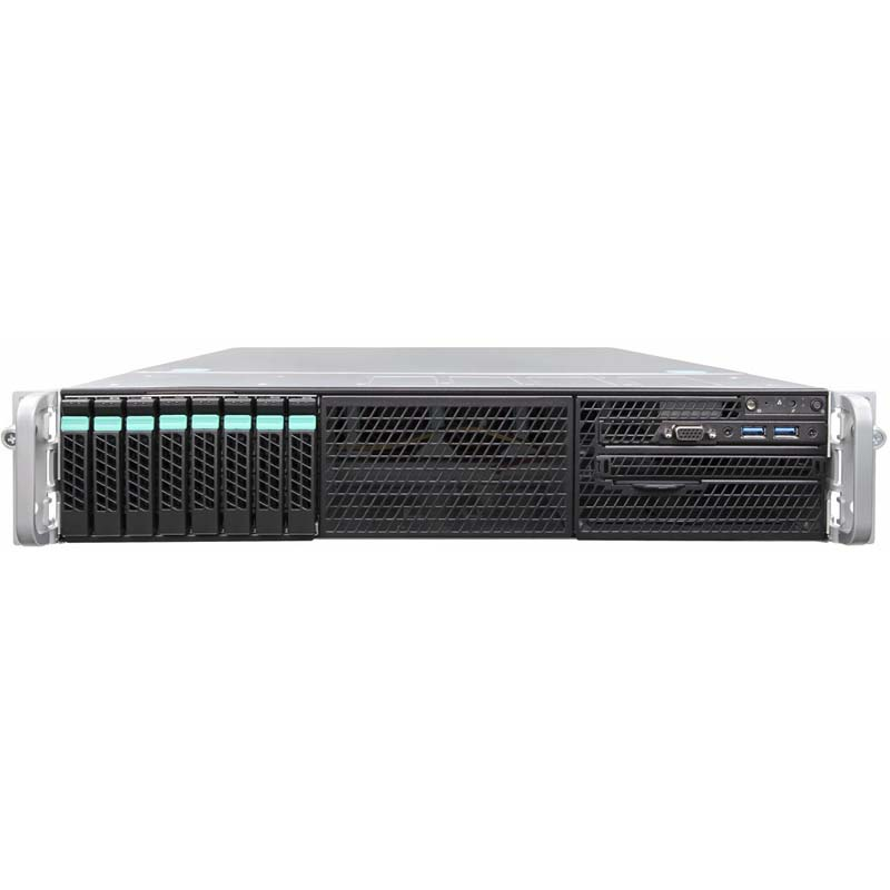"Сервер Intel Wildcat Pass 2.5"" Rack 2U, LWT2208YXXXXX34"