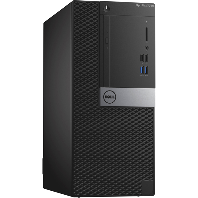Настольный компьютер Dell Optiplex 7040  Minitower, 7040-0361