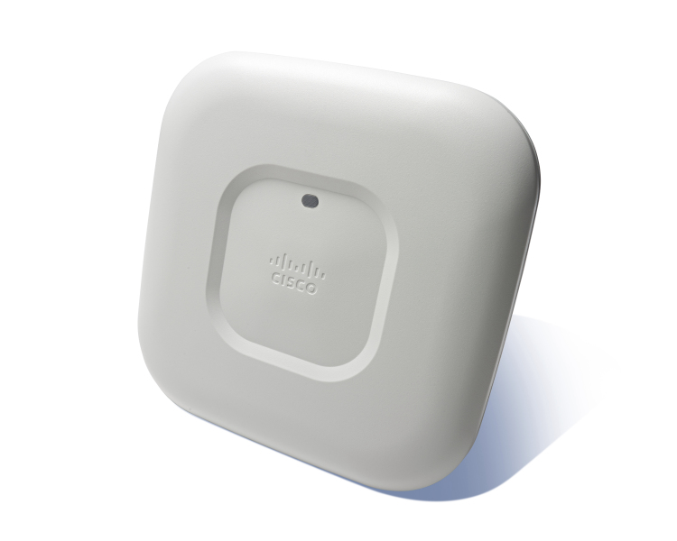 Точка доступа Cisco Aironet 1700 2.4 ГГц/5 ГГц 867Мб/с, AIR-CAP1702I-R-K9