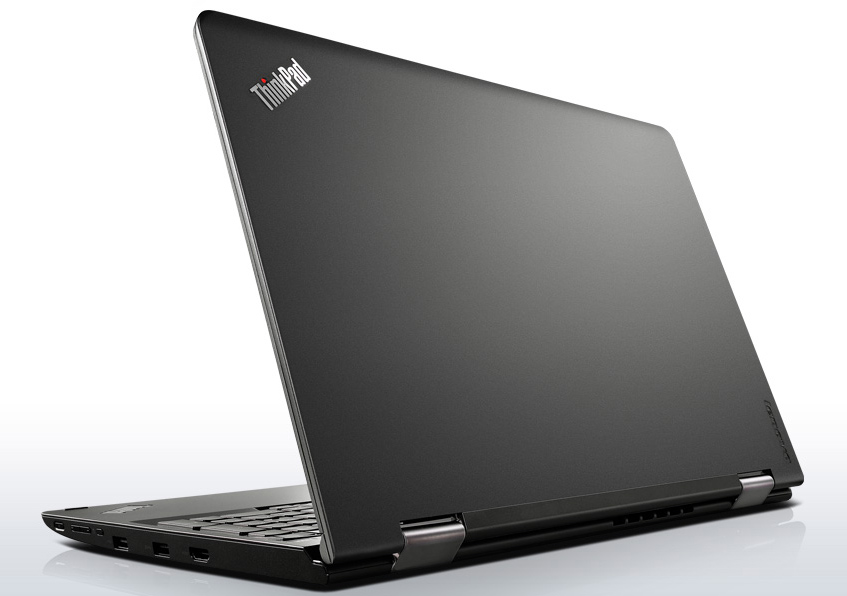 "Ноутбук-трансформер Lenovo ThinkPad Yoga 15 15.6"" 1920x1080 (Full HD), 20DQ001QRT"
