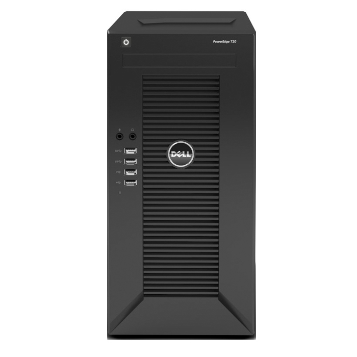 "Сервер Dell PowerEdge T20 3.5"" Tower , 210-ACCE-1"