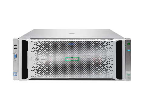 "Сервер HP Enterprise ProLiant DL580 Gen9 2.5"" Rack 4U, 816816-B21"