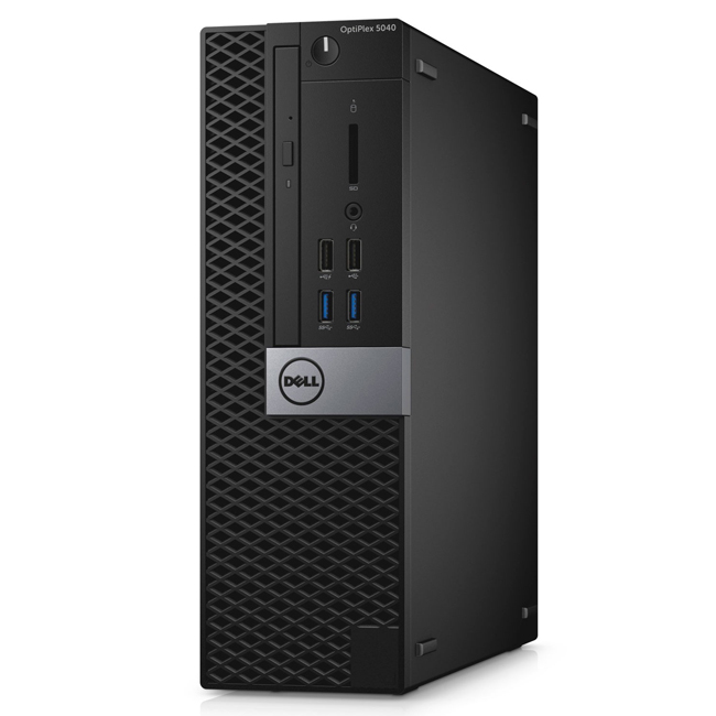 Настольный компьютер Dell Optiplex 5040  Desktop SFF, 5040-2025