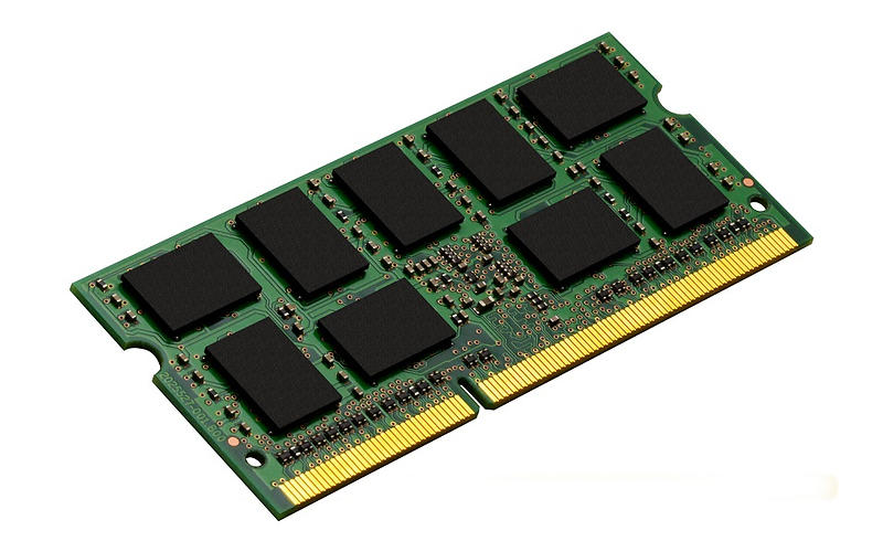 Модуль памяти Kingston ValueRAM 8ГБ SODIMM DDR4 ECC 2133МГц, KVR21SE15D8/8