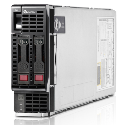 "Сервер HP Enterprise ProLiant BL460c Gen8 2.5"" Blade , 666160-B21"