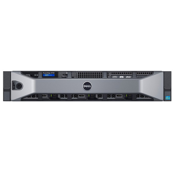 "Сервер Dell PowerEdge R730 3.5"" Rack 2U, 210-ACXU-65"