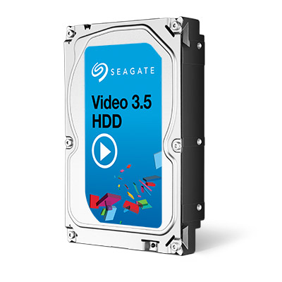 "Диск HDD Seagate Video 3.5 HDD SATA III (6Gb/s) 3.5"" 3TB, ST3000VM002"
