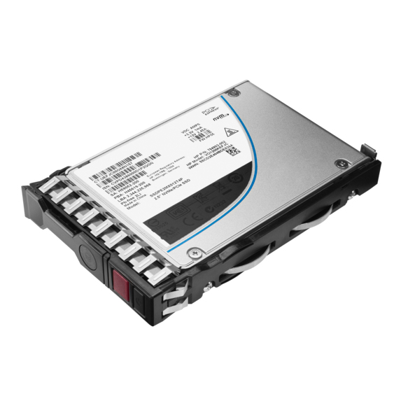 "Диск SSD HP Enterprise Mixed Use-3 2.5"" 120GB SATA III (6Gb/s), 816965-B21"