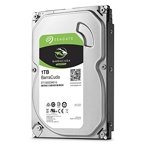 "Диск HDD Seagate Barracuda SATA III (6Gb/s) 3.5"" 1TB, ST1000DM010"