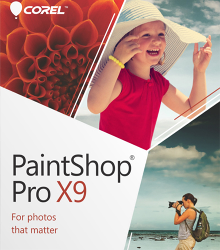 Право пользования Corel PaintShop Professional X9 Corporate Рус. 1 Lic 2 - 4 Бессрочно, LCPSPX9ML1