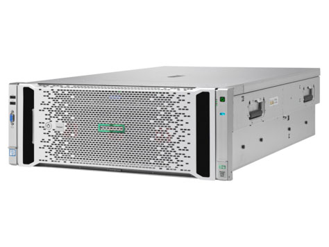 "Сервер HP Enterprise ProLiant DL580 Gen9 2.5"" Rack 4U, 793310-B21"