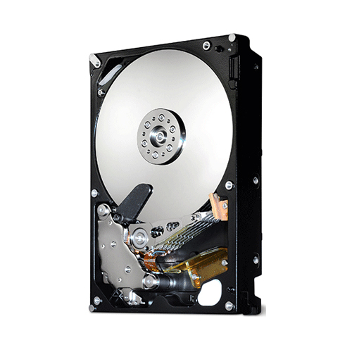 "Диск HDD Hitachi Ultrastar A7K2000 SATA II (3Gb/s) 3.5"" 500GB, 0F11000"