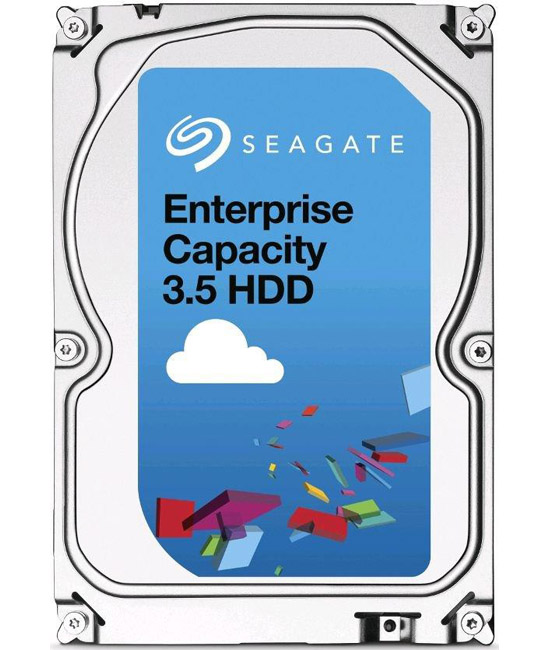 "Диск HDD Seagate Enterprise Capacity 3.5 SATA III (6Gb/s) 3.5"" 3TB, ST3000NM0005"