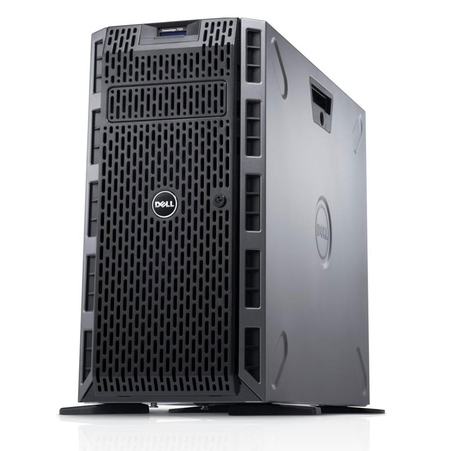 "Сервер Dell PowerEdge T320 2.5"" Tower 5U, 210-ACDX-8"