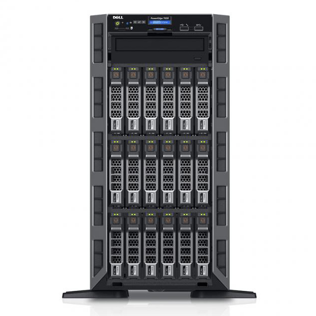"Сервер Dell PowerEdge T630 3.5"" Tower 5U, T630-ACWJ-02T"