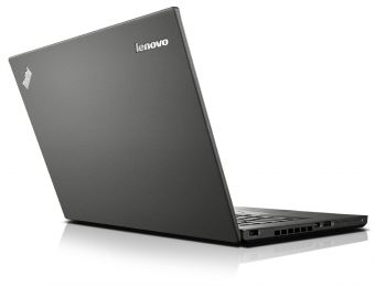 "Ультрабук Lenovo ThinkPad T450 14"" 1600x900 (HD+) Intel Core i5 5200U 8 ГБ SSD 256GB Intel HD Graphics 5500 Windows 7 Professional 64 + Windows 8.1 Pro 64, 20BV002KRT - фото 1"