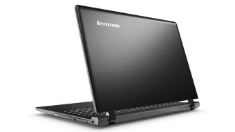 "Ноутбук Lenovo IdeaPad 100-15IBD 15.6"" 1366x768 (WXGA) Intel Core i3 5005U 4 ГБ HDD 500GB nVidia GeForce GT 920M DDR3 1GB Windows 10 Home 64, 80QQ0010RK - фото 1"