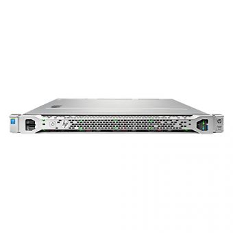"Сервер HP Enterprise ProLiant DL20 Gen9 ( 1xIntel Xeon E3 1240v5 1x8ГБ  2.5"" ) 823559-B21 - фото 1"