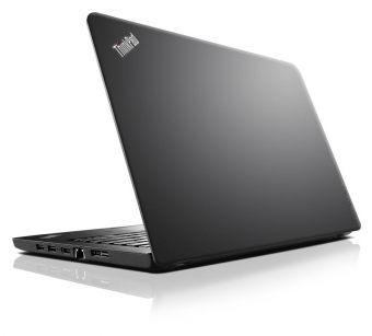"Ноутбук Lenovo ThinkPad EDGE E460 14"" 1366x768 (WXGA) Intel Core i7 6500U 4 ГБ Hybrid 500GB + 8GB AMD Radeon R7 M360 DDR3 2GB Windows 7 Professional 64 + Windows 10 Pro 64, 20ETS00A00 - фото 1"