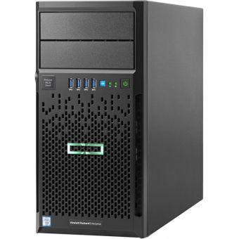 "Сервер HP Enterprise ProLiant ML30 Gen9 ( 1xIntel Pentium G4400 1x8ГБ  3.5"" ) P9J10A - фото 1"