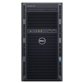 "Сервер Dell PowerEdge T130 ( 1xIntel Xeon E3 1230v5 1x16ГБ  3.5"" 1x1TB ) 210-AFFS/003 - фото 1"