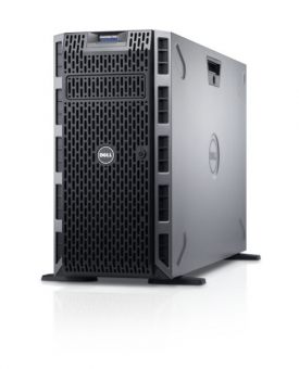 "Сервер Dell PowerEdge T620 ( 2xIntel Xeon E5 2650 6x8ГБ  2.5"" 3x500GB ) 210-39507-63 - фото 1"