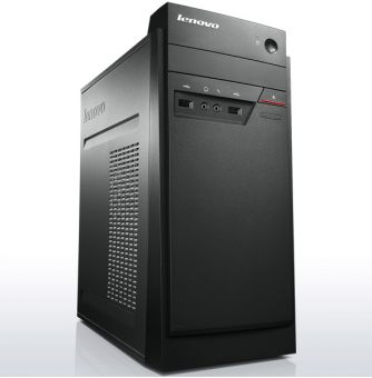 Настольный компьютер Lenovo E50-00 Intel Pentium J2900 1x4GB 500GB Intel HD Graphics Windows 7 Professional 64 + Windows 8.1 Pro 64 90BX003RRK - фото 1