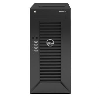 "Сервер Dell PowerEdge T20 ( 1xIntel Xeon E3 1225v3 1x4ГБ  3.5"" 1x1TB ) 210-ACCE-1 - фото 1"
