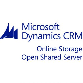 Подписка Microsoft Dynamics CRM Online Storage Open Shared Server Single OLP 12 мес. MC2-00012