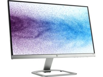 "Монитор HP 22es 21.5"" LED IPS 250кд/м² 1920x1080 (Full HD) Серебристый T3M70AA"