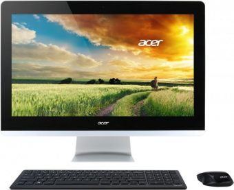 "Моноблок Acer Aspire Z3-705 21.5"" Intel Core i3 4005U 1x4GB 1TB nVidia GeForce GT 940M Windows 10 Home 64 DQ.B2CER.002 - фото 1"