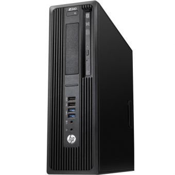 Рабочая станция HP Z240 Intel Xeon E3 1245v5 2x8GB 256GB Intel HD Graphics P530 Windows 10 Pro 64 Y3Y31EA - фото 1