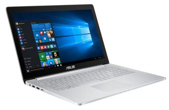 "Ультрабук Asus ZenBook Pro UX501VW-FY110R 15.6"" 1920x1080 (Full HD) Intel Core i7 6700HQ 12 ГБ HDD + SSD 1TB + 128GB nVidia GeForce GTX 960M GDDR5 2GB Windows 10 Pro 64, 90NB0AU2-M01550 - фото 1"