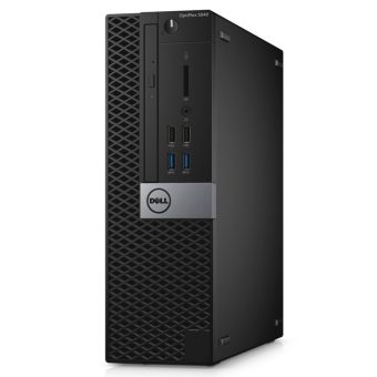 Настольный компьютер Dell Optiplex 5040 Intel Core i7 6700 1x8GB 500GB Intel HD Graphics 530 Windows 7 Professional 64 5040-2032 - фото 1