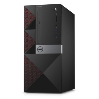 Настольный компьютер Dell Vostro 3650 Intel Pentium G4400 1x4GB 500GB Intel HD Graphics 510 Windows 7 Professional 64 + Windows 10 Pro 64 3650-0250 - фото 1