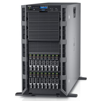 "Сервер Dell PowerEdge T630 ( 1xIntel Xeon E5 2609v3 1x8ГБ  2.5"" 1x600GB ) 210-ACWJ-10 - фото 1"
