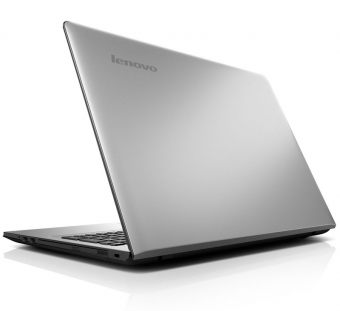 "Ноутбук Lenovo IdeaPad 300-15IBR 15.6"" 1366x768 (WXGA) Intel Pentium N3710 4 ГБ HDD 500GB nVidia GeForce GT 920M DDR3 1GB Windows 10 Home 64, 80M300NNRK - фото 1"