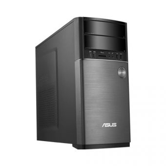 Настольный компьютер Asus M52AD-RU001S Intel Core i5 4460 1x4GB 1TB + 8GB nVidia GeForce GTX 745 Windows 8 64 90PD0111-M03210 - фото 1