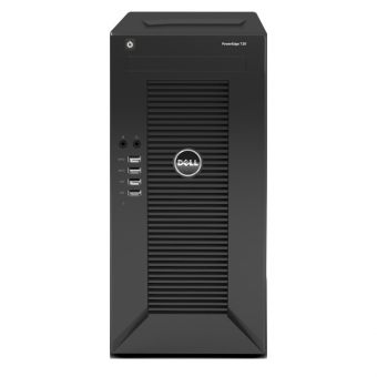 "Сервер Dell PowerEdge T20 ( 1xIntel Xeon E3 1225v3 1x4ГБ  3.5"" 1x1TB ) 210-ACCE-38 - фото 1"