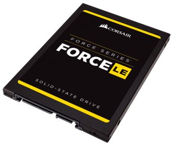 "Диск SSD Corsair Force Series LE 2.5"" 240GB SATA III (6Gb/s) CSSD-F240GBLEB"