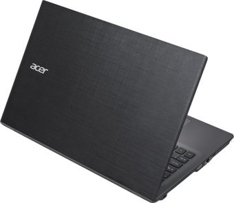 "Ноутбук Acer Aspire E5-573-C6DY 15.6"" 1366x768 (WXGA) Intel Celeron 2957U 4 ГБ HDD 500GB Intel HD Graphics Linux, NX.MVHER.026 - фото 1"