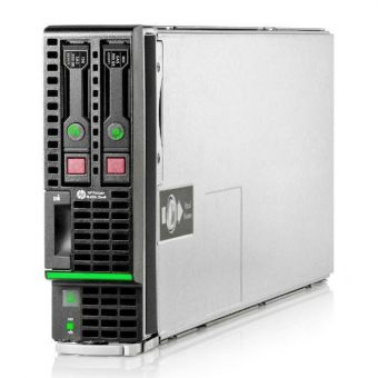 "Сервер HP Enterprise ProLiant BL420c Gen8 ( 1xIntel Xeon E5 2430 3x4ГБ  2.5"" ) 668357-B21 - фото 1"