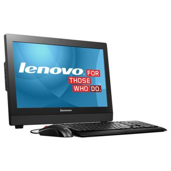 "Моноблок Lenovo S20-00 19.5"" Intel Pentium J2900 1x8GB 1TB nVidia GeForce GT 800A Windows 8.1 Pro 64 downgrade Windows 7 Professional 64 F0AY001NRK - фото 1"